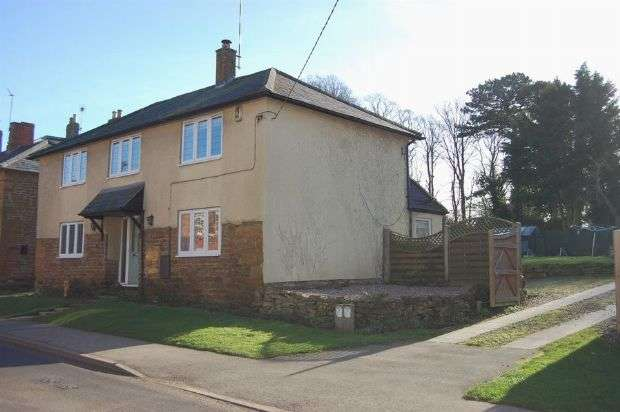 3 Bedrooms Detached House for sale in West Street, Long Buckby, Northampton NN6 7QF