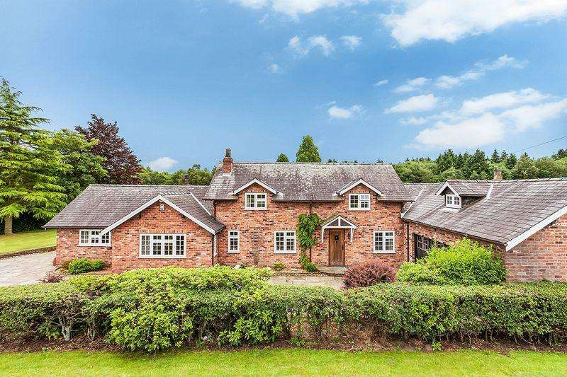 5 Bedrooms Detached House for sale in Salters Lane, Siddington