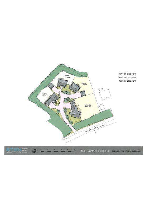 5 Bedrooms Plot Commercial for sale in Black Firs Lane, Congleton