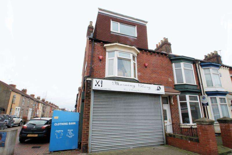3 Bedrooms Terraced House for sale in Parliament Road, Middlesbrough
