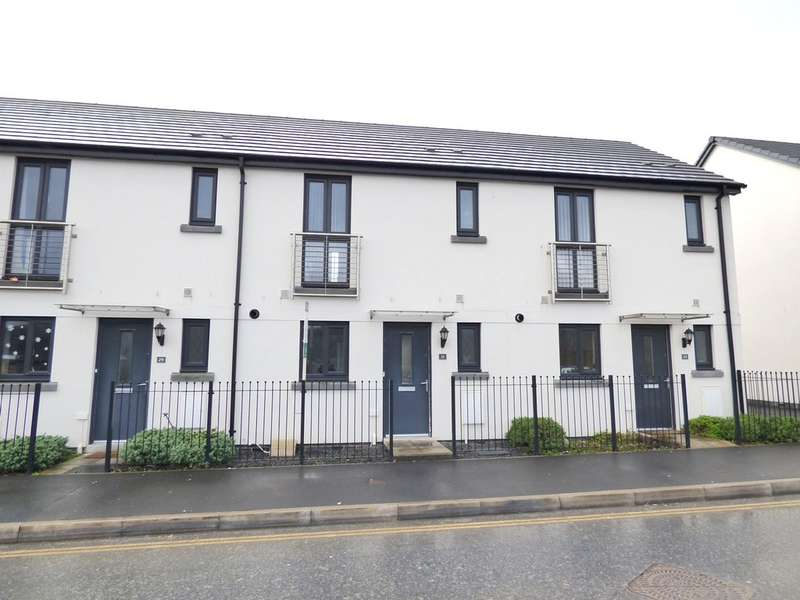 2 Bedrooms Terraced House for sale in Broxton Drive, Plymstock