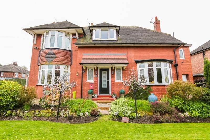 4 Bedrooms Detached House for sale in 15 Springfield Lane