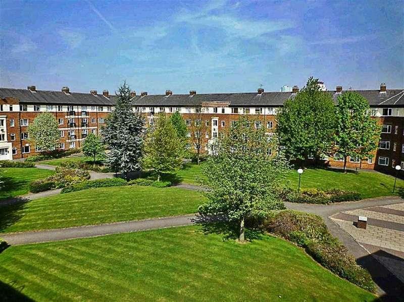 2 Bedrooms Apartment Flat for sale in Kielder Square, Salford, M5