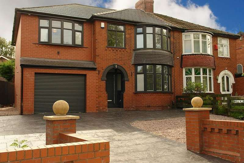 6 Bedrooms Semi Detached House for sale in 1 Broadway, Royton