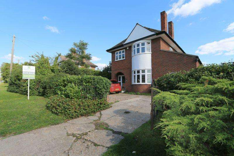 3 Bedrooms Detached House for sale in The America, Sutton