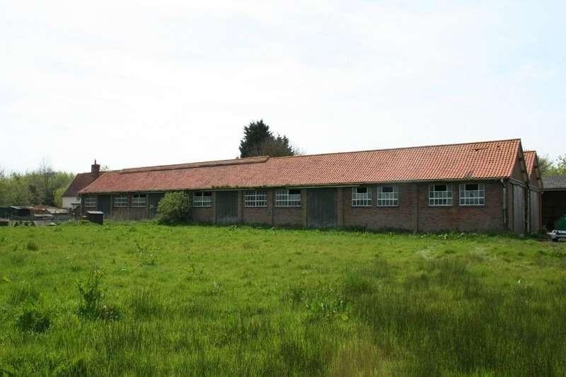 3 Bedrooms Barn Character Property for sale in Brundish, Nr Framlingham, Suffolk