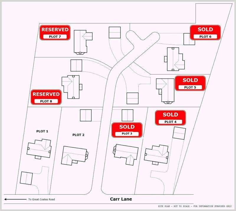 Land Commercial for sale in PLOT 1, CARR LANE, HEALING, DN41 7QR
