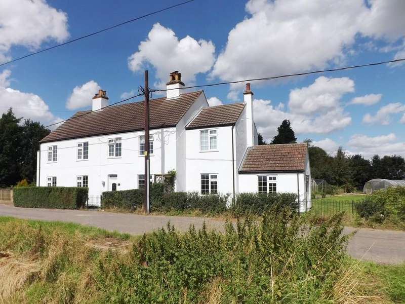 5 Bedrooms Detached House for sale in Holbeach St Marks