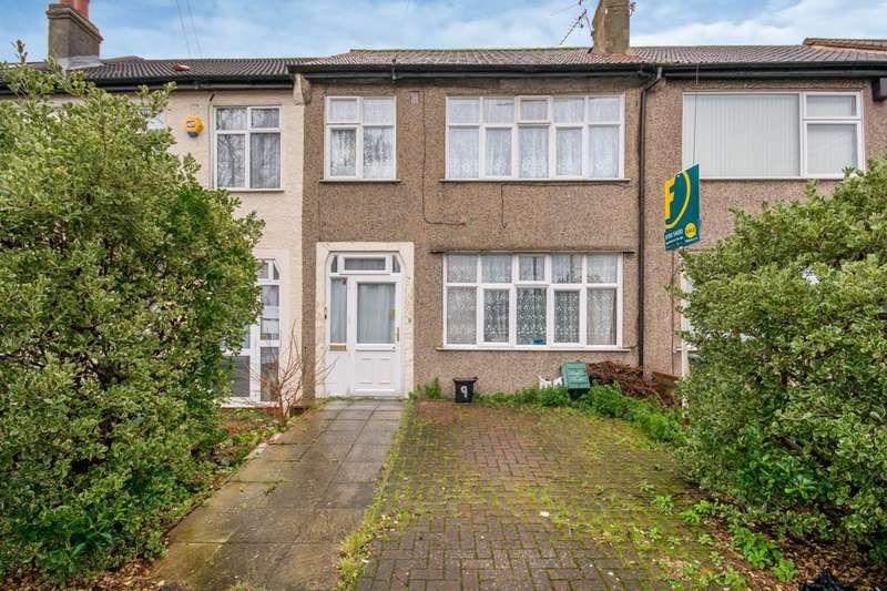 3 Bedrooms Terraced House for sale in Stockport Road, Streatham Vale, SW16