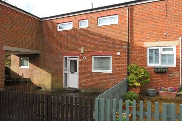 3 Bedrooms End Of Terrace House for sale in Medina Court, Andover