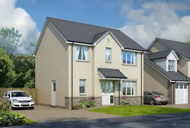 4 Bedrooms Detached House for sale in The Lomond, Hearlands, Whitburn, West Lothian, EH47 0NY