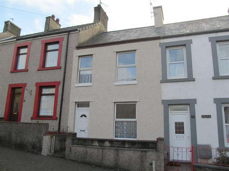 3 Bedrooms Terraced House for sale in Marcus Street, Caernarfon, Gwynedd