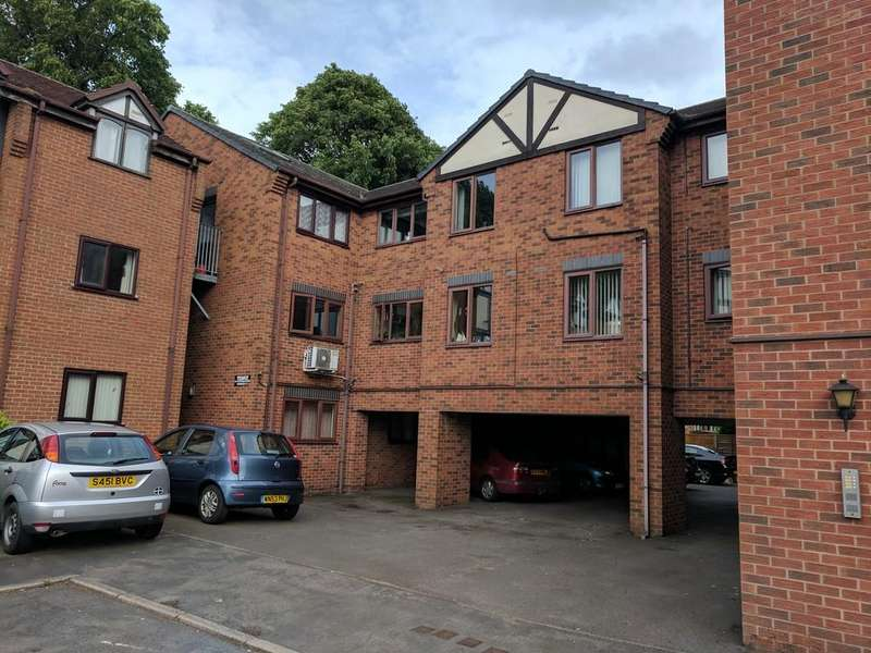 1 Bedroom Apartment Flat for sale in Granville Gardens, Hinckley