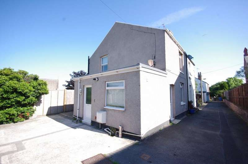 2 Bedrooms Semi Detached House for sale in Church Walks, Prestatyn, LL19