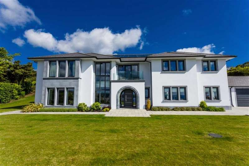 4 Bedrooms Detached House for sale in Ramsey Road, Laxey, Isle of Man