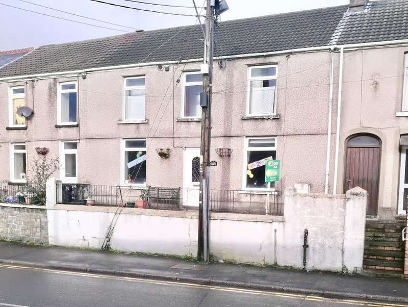 3 Bedrooms Terraced House for sale in High Street, Glynneath, Neath