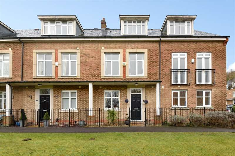 3 Bedrooms Terraced House for sale in Summerhouse Lane, Harefield, UB9