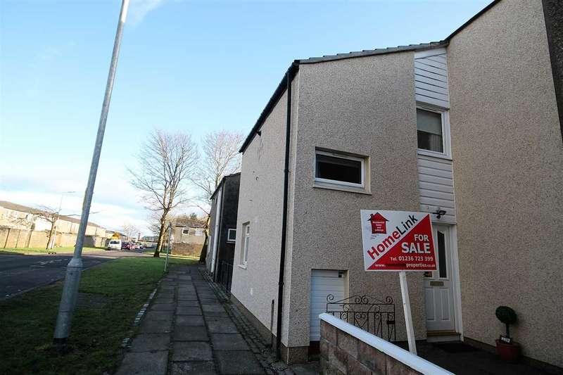 3 Bedrooms Terraced House for sale in Rowan Road, Cumbernauld