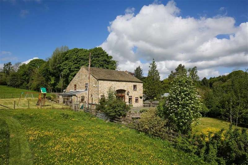 4 Bedrooms Barn Conversion Character Property for sale in Holden, Clitheroe, Lancashire