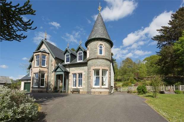 5 Bedrooms Detached House for sale in Strachur, Strachur, Cairndow, Argyll and Bute
