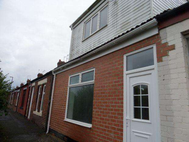 3 Bedrooms Terraced House for sale in YORK STREET, SILKSWORTH, SUNDERLAND SOUTH