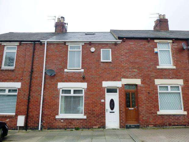 3 Bedrooms Terraced House for sale in GILPIN STREET, HOUGHTON LE SPRING, OTHER AREAS