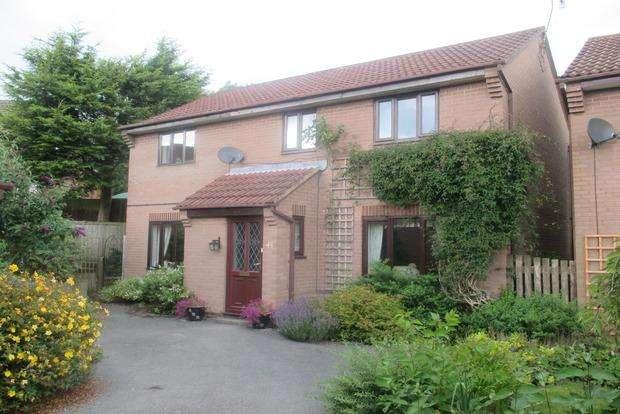 4 Bedrooms Detached House for sale in Hawleys Close, Matlock, DE4