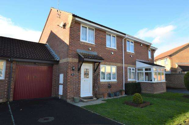 3 Bedrooms Semi Detached House for sale in Thames Drive, Taunton, Somerset