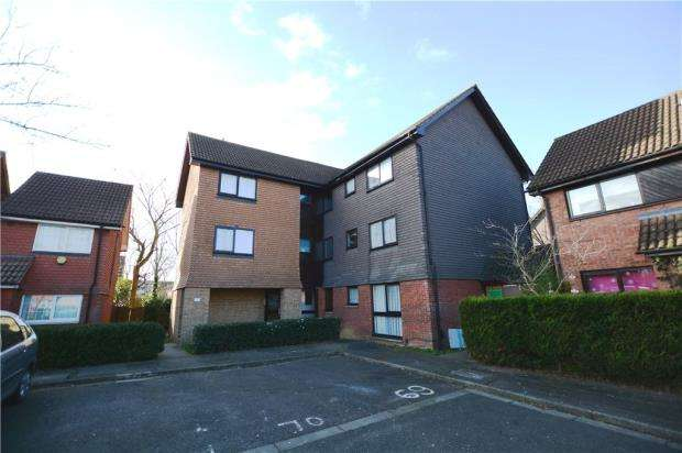 1 Bedroom Apartment Flat for sale in Ryeland Close, Yiewsley, West Drayton