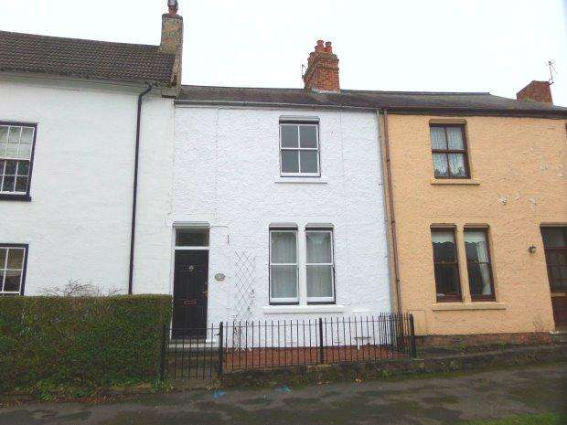2 Bedrooms Terraced House for sale in NORTH END, SEDGEFIELD, SEDGEFIELD DISTRICT