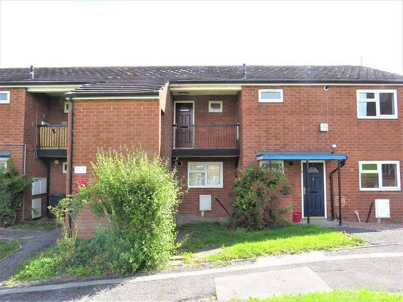 2 Bedrooms Apartment Flat for sale in Ash View, Munsborough, Rotherham