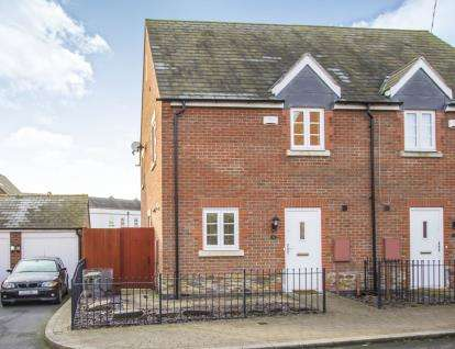 3 Bedrooms Semi Detached House for sale in Palmer Square, Birstall, Leicester, Leicestershire