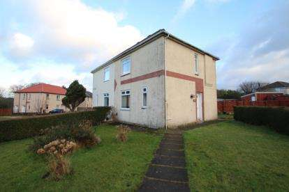 3 Bedrooms Semi Detached House for sale in Glencairn Street, Stevenston, North Ayrshire