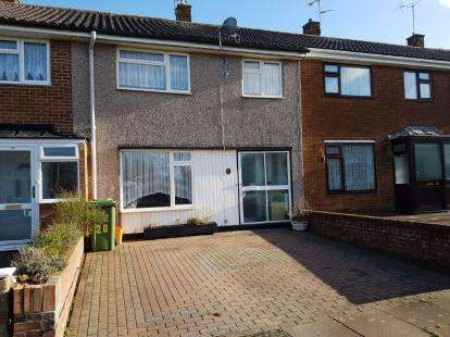 3 Bedrooms Terraced House for sale in Fryerns, Basildon, Essex