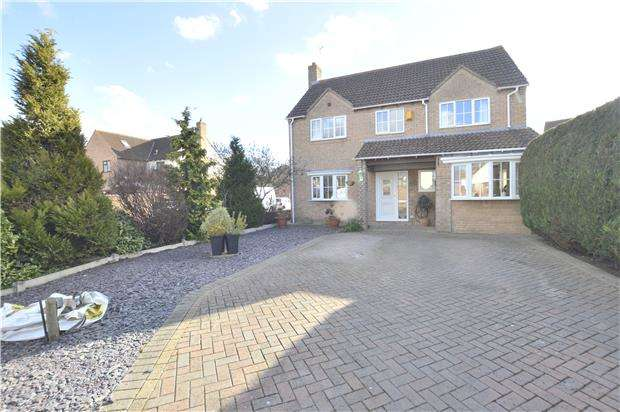4 Bedrooms Detached House for sale in Northway, TEWKESBURY, Gloucestershire, GL20 8TL
