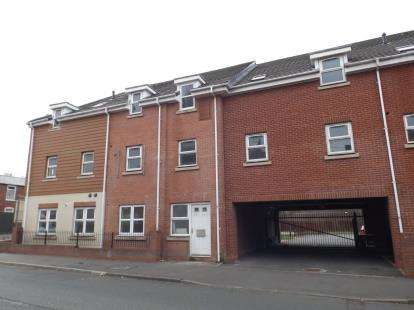 2 Bedrooms Flat for sale in Water Glade, Rosehill, Willenhall