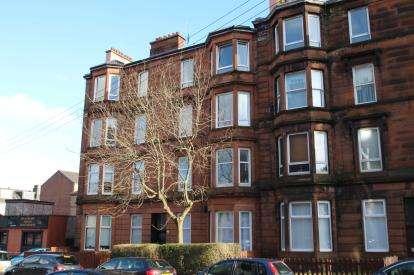 1 Bedroom Flat for sale in Meadowpark Street, Dennistoun
