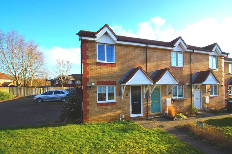 2 Bedrooms End Of Terrace House for sale in Halsey Drive, Hemel Hempstead
