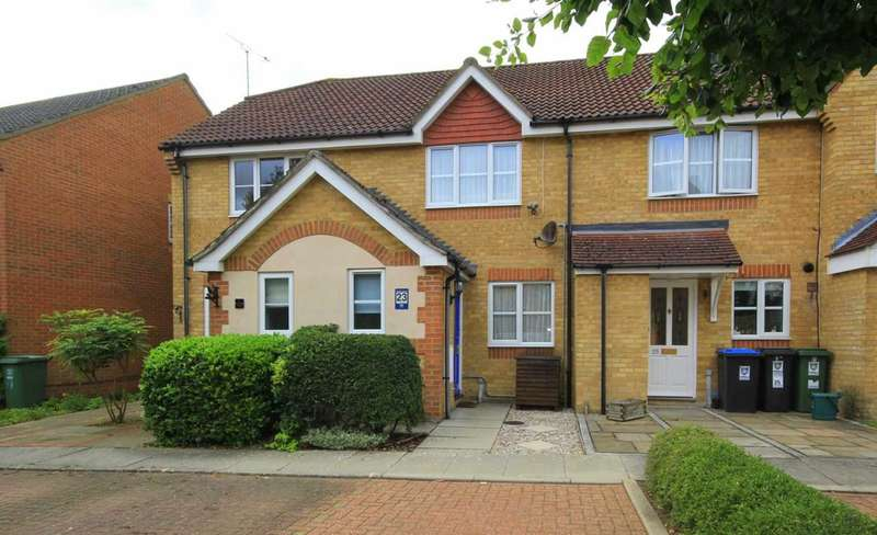 2 Bedrooms Terraced House for rent in 2 DOUBLE BED HOUSE - PARKING - BOXMOOR VILLAGE, HP1