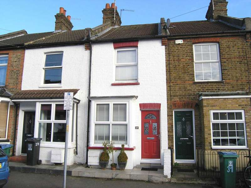 2 Bedrooms Terraced House for sale in Cannon Road, Watford Fields