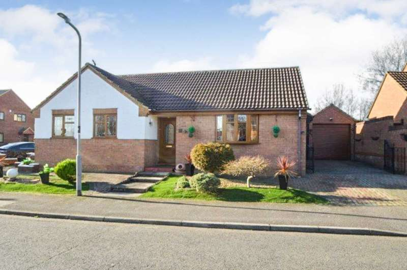 3 Bedrooms Detached House for sale in Barleyhurst Park