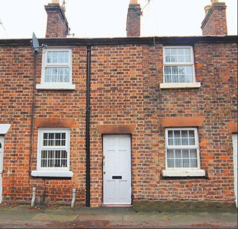 2 Bedrooms Cottage House for sale in Rose Brow, Liverpool, Auction Property
