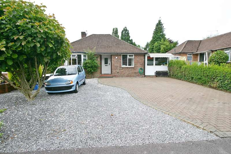 2 Bedrooms Detached Bungalow for sale in Bridge Close, Bursledon, Southampton, SO31 8AN