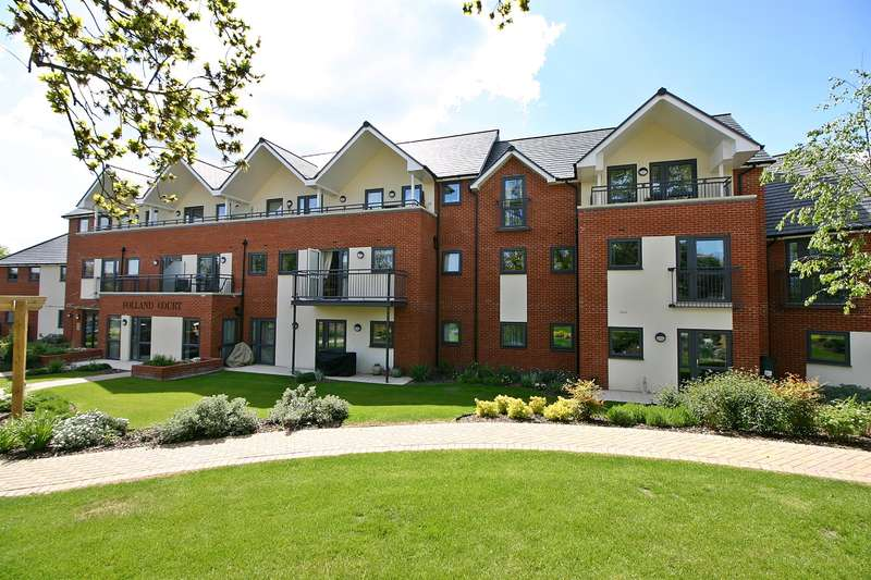 2 Bedrooms Retirement Property for sale in Hamble Lane, Hamble, Southampton, SO31 6RA