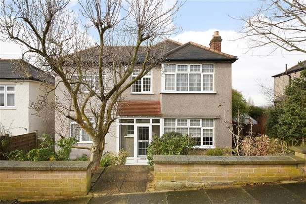 5 Bedrooms Detached House for sale in Tewkesbury Avenue, Forest Hill
