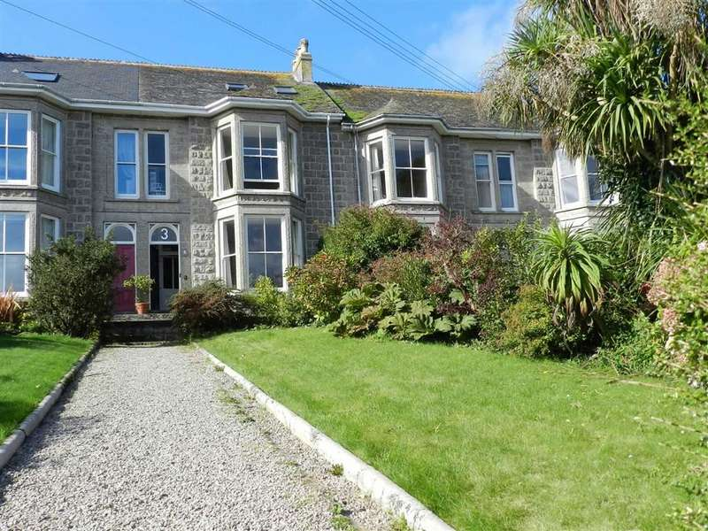 6 Bedrooms Terraced House for sale in Albany Terrace, St Ives