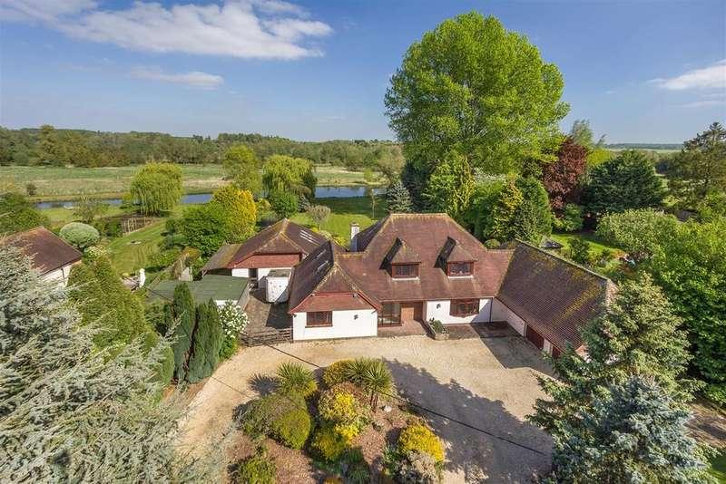 4 Bedrooms House for sale in Houghton, Stockbridge