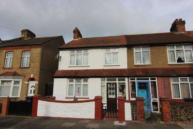 3 Bedrooms Terraced House for sale in Catisfield Road Catisfield Road, Enfield, EN3