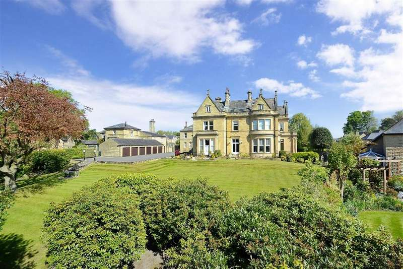 2 Bedrooms Apartment Flat for sale in The West Wing, Halifax