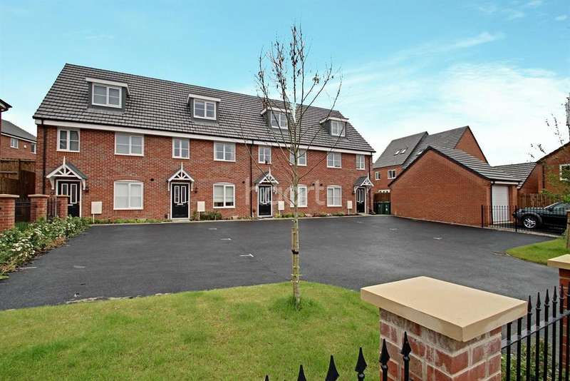 3 Bedrooms Terraced House for sale in Hebden Drive, Hamilton, Leicester